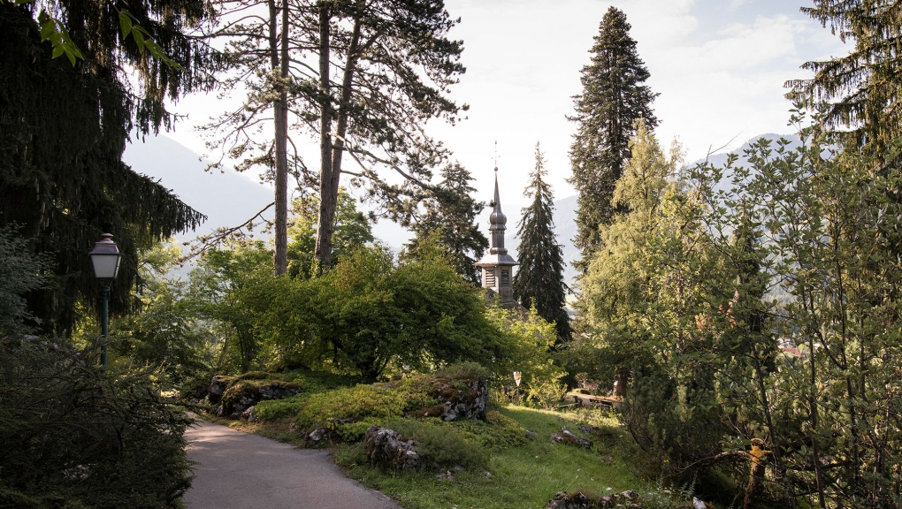 Jardin alpin La Jaÿsinia - Samoëns © MNHN - A. Iatzoura