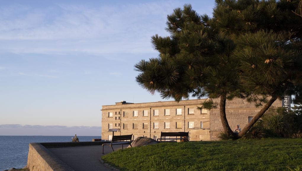 Station de biologie marine et marinarium de Concarneau © MNHN - Agnès Iatzoura