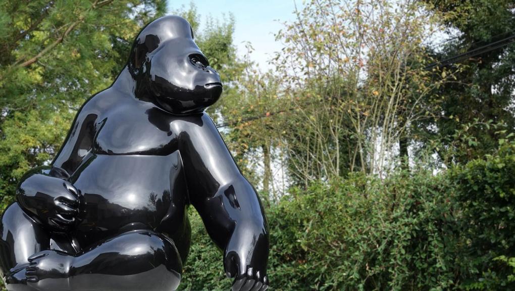 Le Dominant n°5 © Bassompierre sculpture
