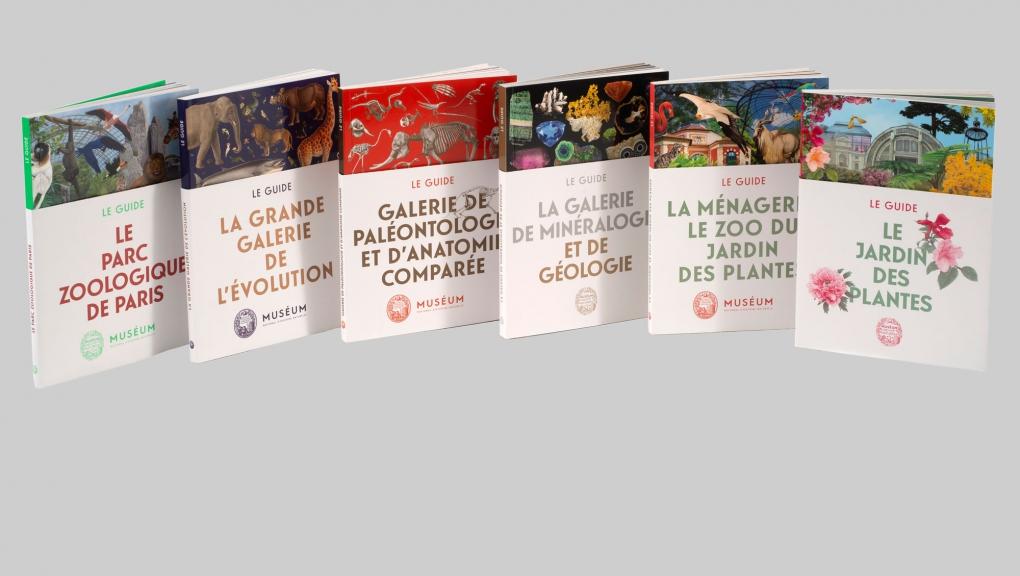 Guides du Muséum © MNHN