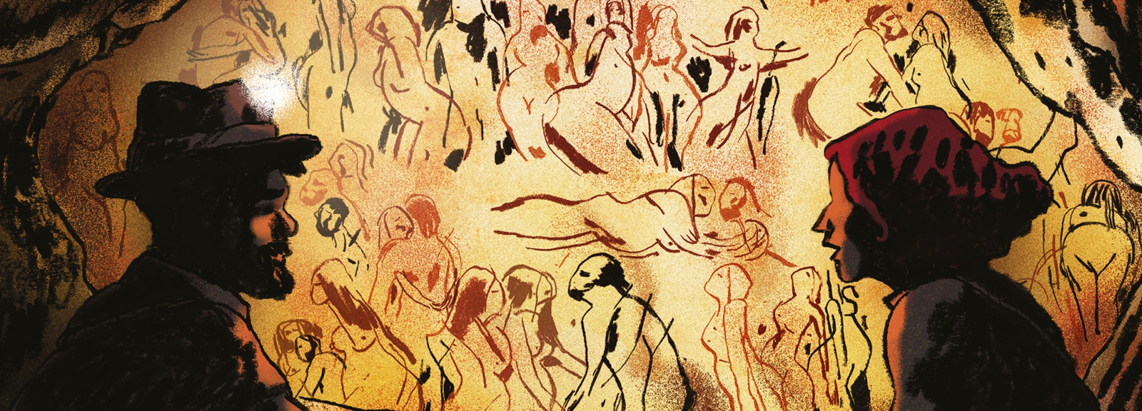 Michael Prigent, Affaire de famille © Muséum national d'Histoire naturelle / The Parisianer, 2021. Tous droits réservés.