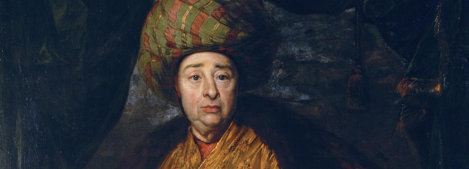 Portrait de Jean-Baptiste Tavernier (1605-1689) par Nicolas de Largillière, vers 1678 (Herzog Anton Ulrich-Museum Braunschweig)