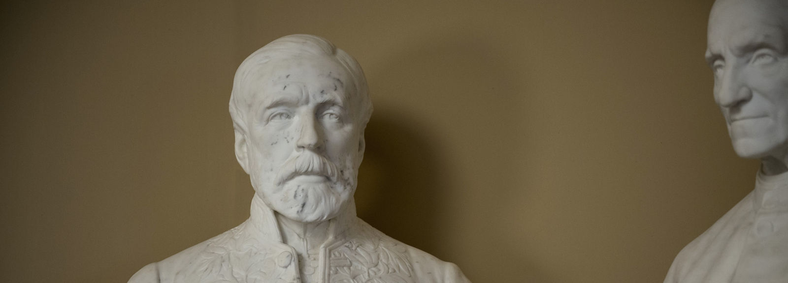 Alfred Legrand des Cloizeaux (1817-1897), French mineralogist © MNHN - Bruno Jay