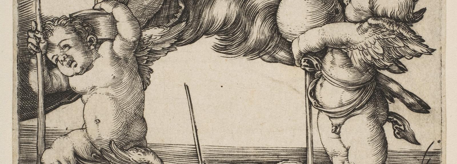 Gravure d'Albrecht Dürer (1471-1528), peintre graveur de la Renaissance allemande - CC 0 (domaine public)