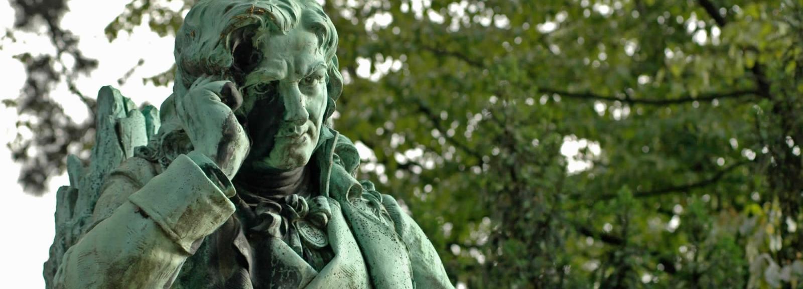 Monument à Bernardin de Saint-Pierre © MNHN
