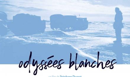 Affiche Odysées blanches - Ekla Production © Archipôles IPEV