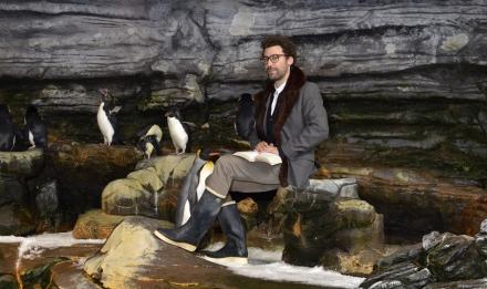 Les causeries de David Wahl © Muséum national d'Histoire naturelle