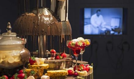 Exposition Je mange donc je suis © MNHN - J-C. Domenech