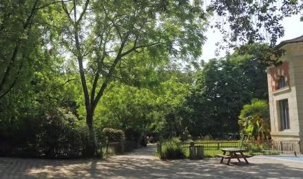 Ménagerie du Jardin des Plantes © MNHN