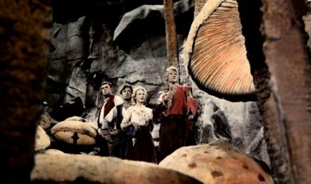 Voyage au centre de la Terre de Henry Levin (1959)