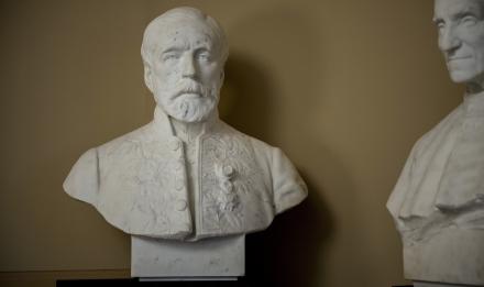 Alfred Legrand des Cloizeaux (1817-1897), minéralogiste français © MNHN - Bruno Jay