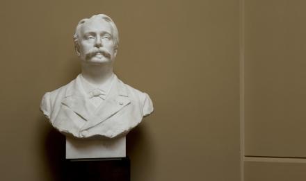 Maxime Cornu (1843-1901), botaniste et horticulteur français © MNHN - Bruno Jay