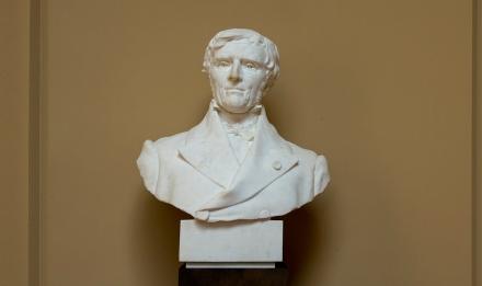 Antoine César Becquerel (1788-1878), physicien français  © MNHN - Bruno Jay