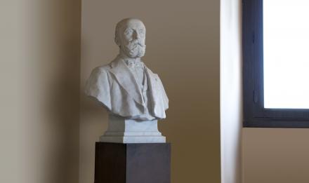 Antoine Henri Becquerel (182152-1908), physicien français © MNHN - Bruno Jay