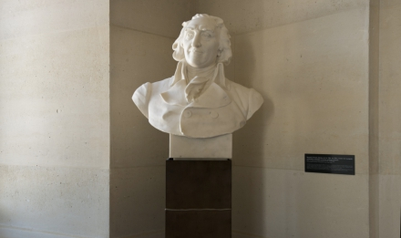 Bernard Germain Étienne de Laville-sur-Illon, comte de Lacépède (1756-1825), French naturalist and politician © MNHN - Bruno Jay