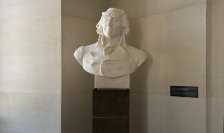Bernard Germain Étienne de Laville-sur-Illon, comte de Lacépède (1756-1825), naturaliste et homme politique français © MNHN - Bruno Jay