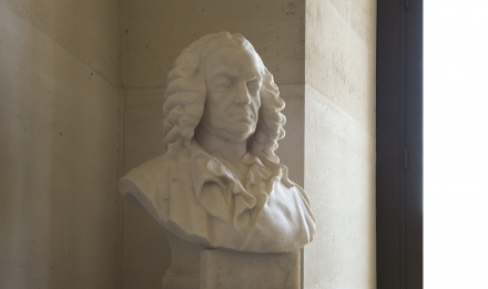 Jean-André de Peyssonnel (1694-1759), French physician and naturalist © MNHN - Bruno Jay