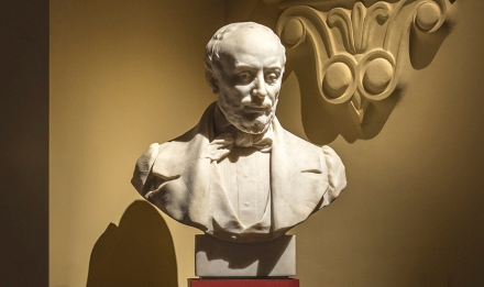 Gabriel Bibron (18061805-1848), naturaliste français © MNHN - Bruno Jay