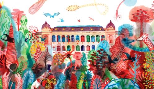 The Parisianer. Chroniques du Muséum.