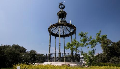 La Gloriette de Buffon après rénovation © MNHN - A. Iatzoura