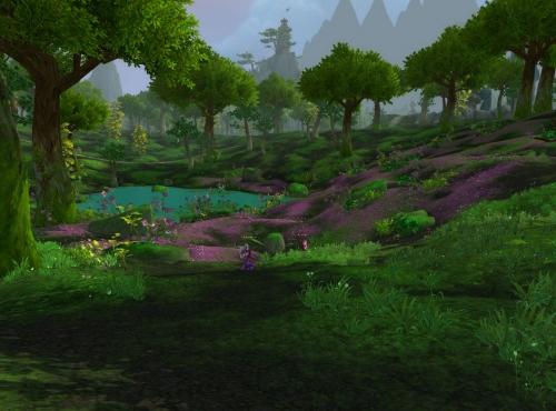 Nature&Technologie_World of Warcraft_ Mists of Pandaria-Forêt de Jade_© Blizzard Entertainment, Inc.