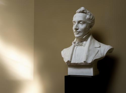 Victor Audouin (1797-1841), zoologiste français © MNHN - Bruno Jay