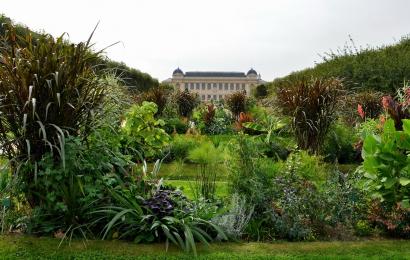 Jardin des Plantes - Facade de la Grande Galerie de l'Evolution