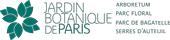 Logo Jardin Botanique de Paris