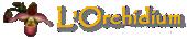 Logo l'Orchidium