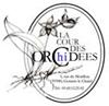Logo La cour des orchidées