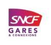 Logo SNCF Gares et connexions