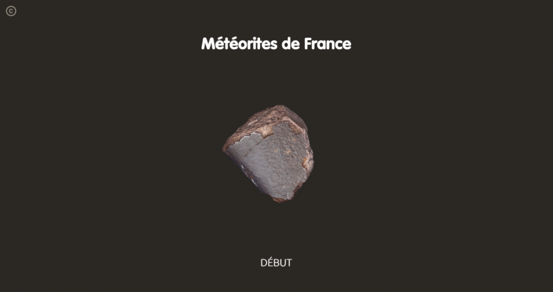 Météorites de France © Alphastudio