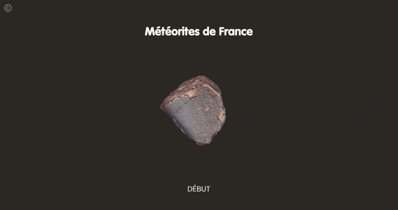 Météorites de France © Alphastudio