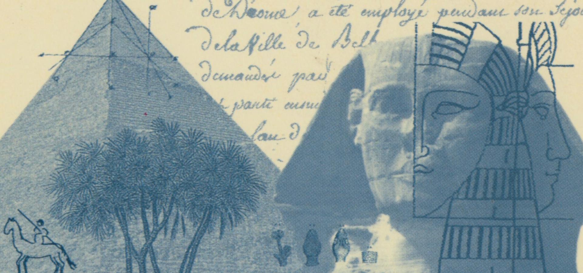 Exposition Il y a 200 ans, les savants en Égypte © MNHN