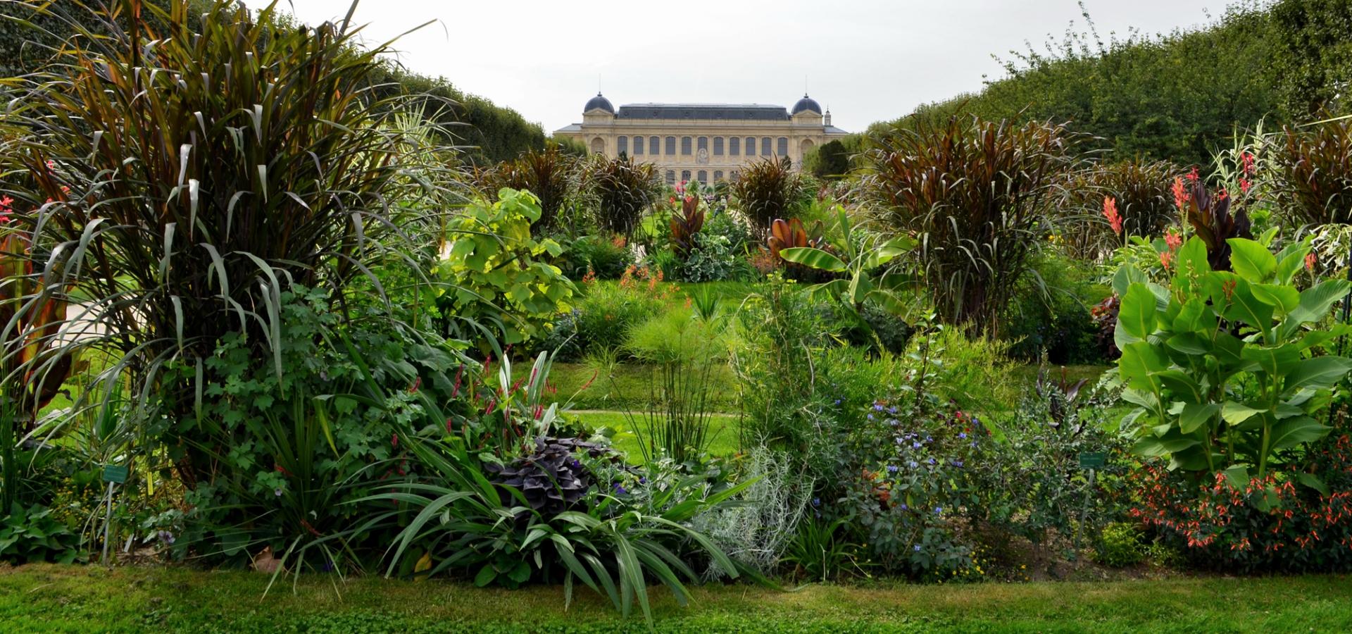 Visite Guidée Paris Jardins