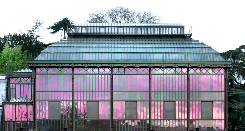 Grandes Serres du Jardin des Plantes © Manuel Cohen