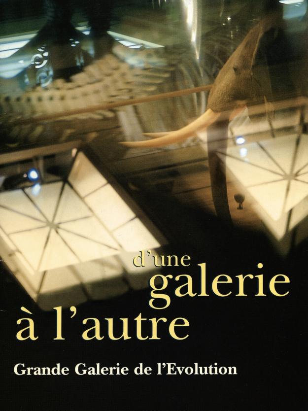 Exposition D'une galerie à l'autre © MNHN - Laurent Bessol